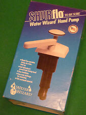 SHURFLO WATER WIZARD HAND PUMP (CARAVAN BOAT MOTORHOME FAUCET) 150 001 00