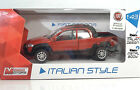 "MondoMotors 53140 FIAT Strada ""Rosso"" - METAL Scala 1:43"