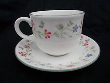 Royal Doulton FLORENTINA  Teacup and Saucer