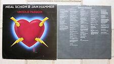 Neal già & Jan Hammer-UNTOLD Passion LP CBS 85355