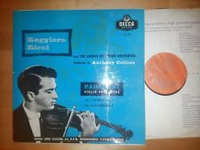 Ruggiero Ricci - Paganini: Violin Concertos No. 1 and 2 LP LXT 5075