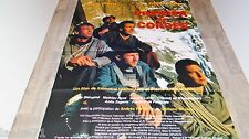 PREMIER DE CORDEE   !!   affiche cinema montagne , savoie
