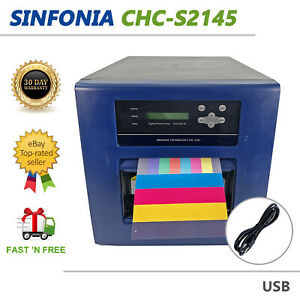 Sinfonia S2145 Sublimation Professional Photo Printer CHC-S2145-5 USB