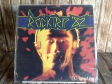 1982 ROCKTRIP '82 - VARIOUS ARTIST LP RECORD ORIGINAL 80's EIGHTIES