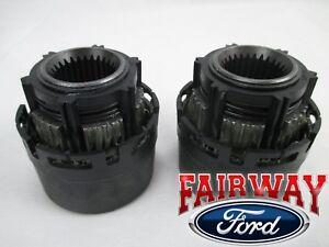 97 - 03 Ranger & 96 - 01 Explorer OEM Ford Pulse Vacuum Front 4x4 Lock Hubs PAIR