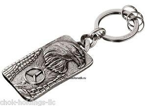 Genuine Mercedes Benz Key Ring Eagle  w/box B67870527