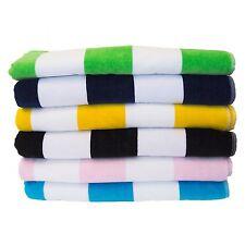 "CABANA TOWEL Beach Towel Pool Towel Spa Eco 100% Cotton Large Towel (35""x 60"")"