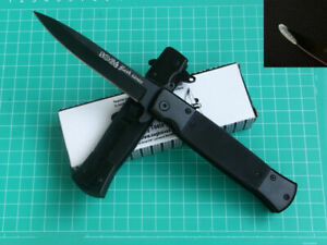 SOG Assisted Opening Knife Tactical Outdoor Hunting Rescue Sharp Saber Gift
