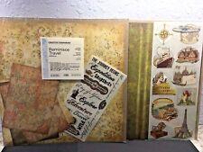 NEW in Package Creative Memories Paper Packs RETIRED 12 X 12 You choose