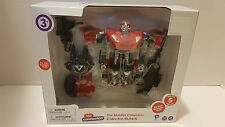 Kid Connection Mutator Collection 1:32 Scale Licensed Transforming Car Robot Red