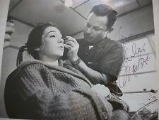 Shirley Maclaine autographed photo  with COA