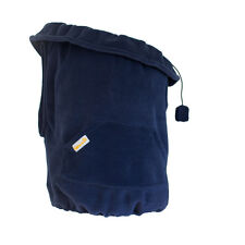 Kowalli Fleece Baby Carrier Cover to Protect Baby from the Elements Navy