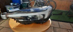Volvo Xc60 2020 Left  Side Headlight  32337366
