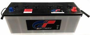 Batteria Autocarro 132 Ah (12V) - Spunto 860A  (MF ispezionabile) DX