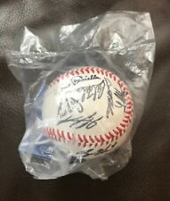 2009 Chicago Cubs Autoball Collectors Machine Signed Autographed Baseball F23A