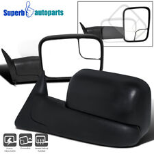 For 1998-2001 Ram 1500 Power Heat Towing Fold Out Mirrors 98-02 Ram 2500 3500