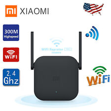 4W Wireless Booster 2.4Ghz WiFi Extender Router Network Amplifier 6dBi Antenna