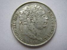 1816 Sixpence, VF.