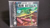 Army Men: Air Attack (Sony PlayStation 1, 1999) Complete