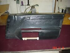 1983-89 LINCOLN T /CAR PASS SIDE FRONT DOOR PANEL COVER