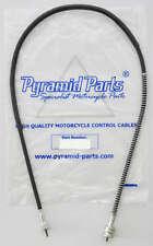 Pyramid Parts Tacho / Rev Cable fits: Yamaha XT500 77-83