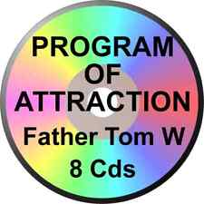 FATHER TOM A 8 CDs A PROGRAM OF ATTRACTION ALANON ALCOHOLICS ANONYMOUS PROMISES