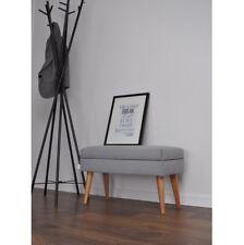 Bank Sitzhocker Sitzbank mit Stauraum Fußhocker Büromöbel Rossi LOVARE LUX