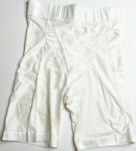 Glamorise Vintage White Panty Girdle size L/30 Style 4218  NWOT