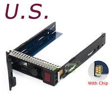 """3.5"""" HP Proliant ML350e ML310e SL250s G9 G8 SAS SATA Tray Caddy 651314-001 Gen8"""