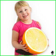 Huge Orange Squishy Giant Slow Rising Gift Soft Toy