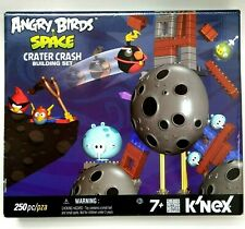 Angry Birds Space Crater Crash Building Set 250 pieces Red Bird vs Space Pigs
