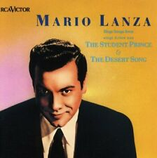 Lanza Mario - Mario Lanza Sings Songs From The Student Prince an [CD]