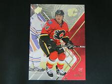 2015-16 SPx Base Card #39 Jiri Hudler Calgary Flames