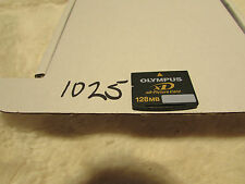 Vintage olympus  XD Picture Card 128MB Memory Card for Fuji Olympus & Others