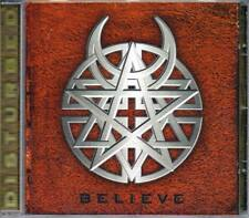 DISTURBED - BELIEVE [CD - NEU]