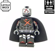 LYL BRICK Custom Red X Lego Minifigure