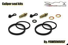 Suzuki GSXR600 Y SRAD rear brake caliper seal rebuild repair kit 2000