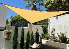 Portable Sun Sail Shade Rain Canopy Cover Unused in bag