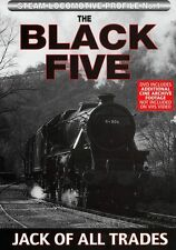 Steam Locomotive Profile No.1: The Black Five - Jack Of All Trades