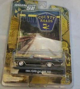 greenlight SE country roads 1965 Ford Galaxie 500 limited edition series 1