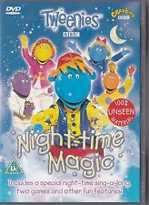 TWEENIES NIGHT TIME MAGIC DVD KIDS