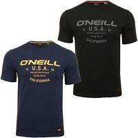 O'Neill Mens Logo T-Shirt 'Dawson T-Shirt' - Short Sleeved