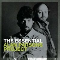 "THE ALAN PARSONS PROJECT""THE ESSENTIAL ALAN.."" 2 CD NEW!"