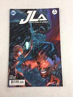 Justice League of America #9 JLA Batman v Superman Variant OCT 2016 DC Comics