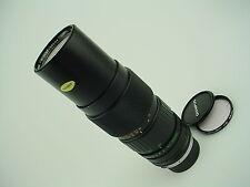 Olympus ZUIKO MC 85-250mm f/5 auto zoom Lens for OM1 OM2 OM3 OM4 OM10 - CLEAN