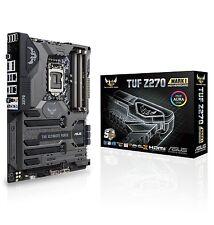 TUF Z270 MARK 1 Desktop Motherboard - Intel Z270 Chipset - Socket H4 LGA-1151