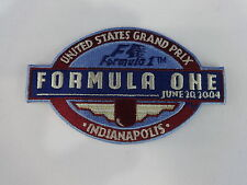 2004 Formula-1 USGP Event Emblem Patche New Indy