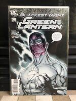 Green Lantern 52 2005 Blackest Night DC Comics Naomi Tie In First White Lantern