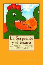 La Serpiente y el Tesoro : Cuento Infantil Ilustrado by Fabiana Iglesias...
