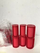 Robert Caruso Steam Setter Ionic Replacement  Hot Rollers & Clips Lot of 6